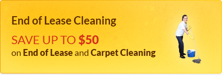 Save Up To $50 On End of Lease And Carpet Cleaning