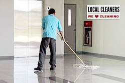 Local Cleaners Melbourne office cleaner